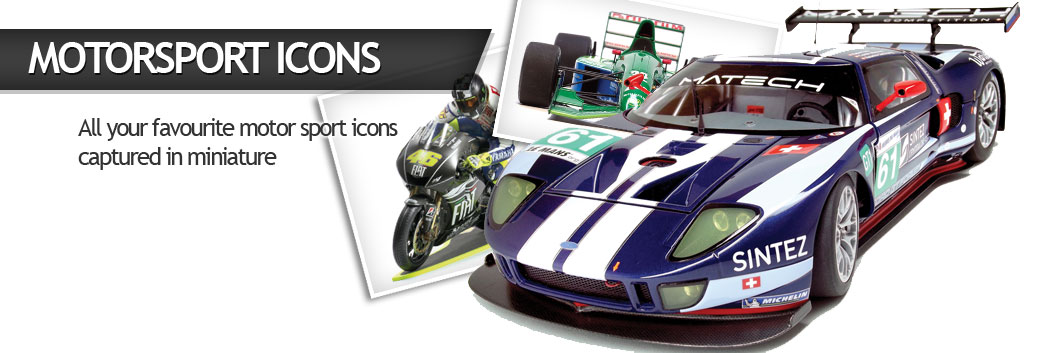 Motorsport Icons
