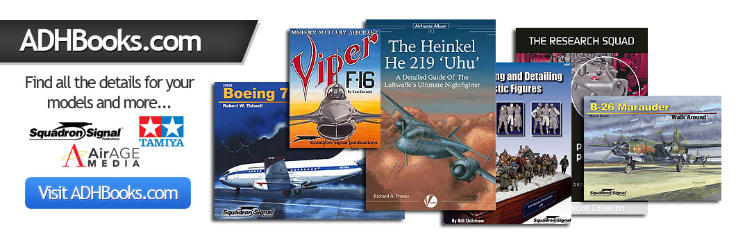 ADHBooks.com : Over 250 model & hobby titles in stock