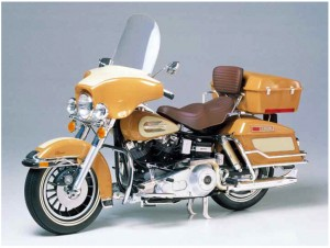 Harley Davidson FLH Classic