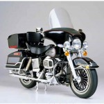 Harley Davidson FLH Classic (black)