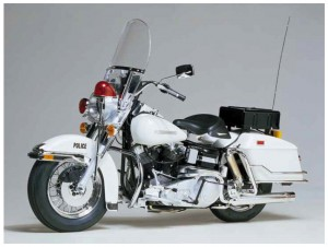Harley Davidson FLH1200 Police Bike