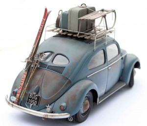 Revell 1:16 VW Beetle