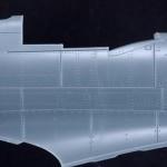 Eduard 1:48 Spitfire Mk.IXc Late