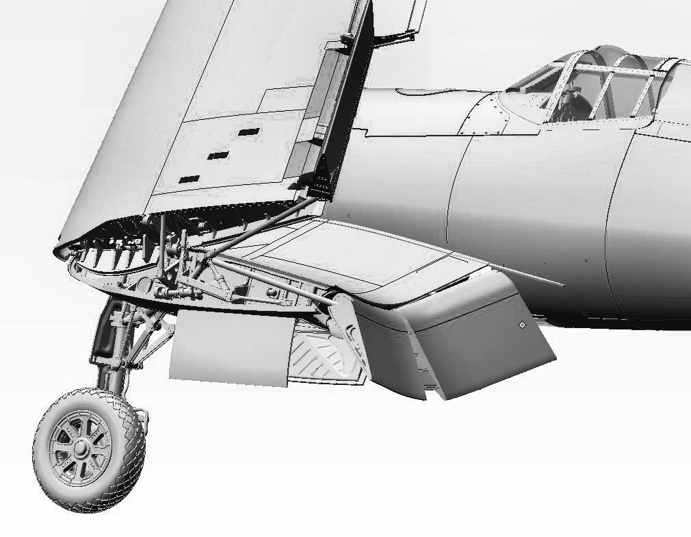 Aviation - NOUVEAUTÉS, RUMEURS ET KITS A VENIR - Page 4 F4U-1-a