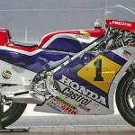 Tamiya Honda NS500 '84