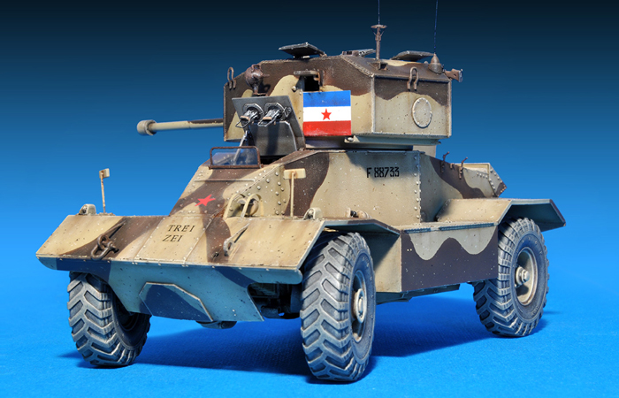 MiniArt 1:35 AEC Mk.II