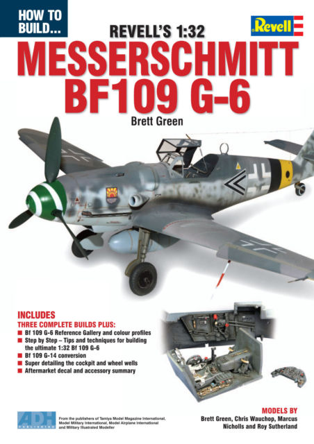 How to Build Revell's 1:32 Bf109G6